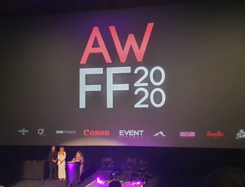 "Inaugural Australian Womens Film Festival & ""Fighting for Other Stories to be Told"""