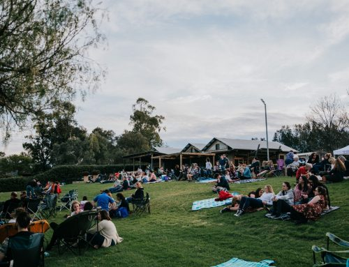 Blue Heeler Film Festival Runs With The Times
